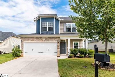 Simpsonville Single Family Home For Sale: 205 Rivers Edge