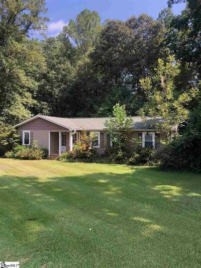 Piedmont Single Family Home Contingency Contract: 160 Oak Hill