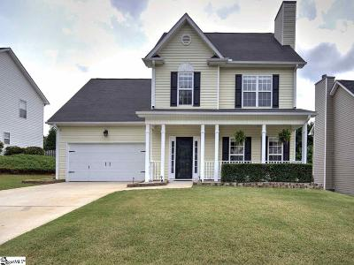 Simpsonville Single Family Home For Sale: 503 Goatsbeard