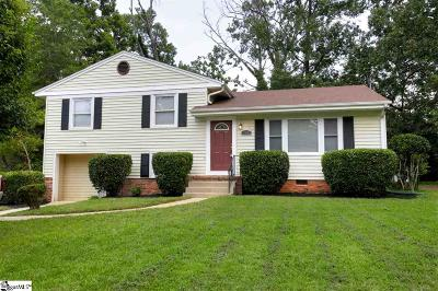 Greenville SC Single Family Home Contingency Contract: $159,900