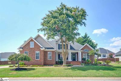 Simpsonville Single Family Home For Sale: 5 Paddock Run