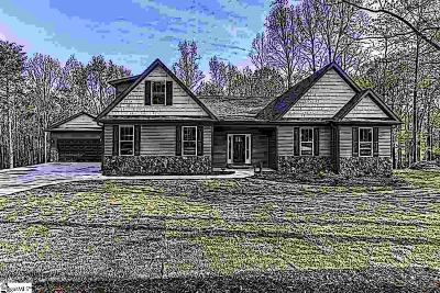 Taylors Single Family Home Contingency Contract: 347 Waters