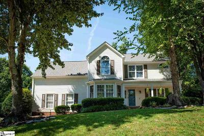 Simpsonville Single Family Home For Sale: 6 Elias