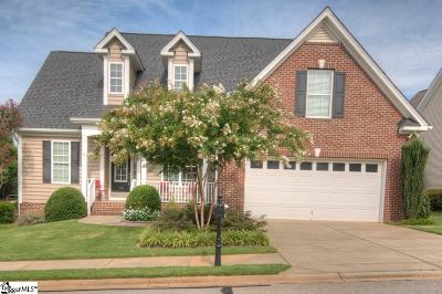 Greer Single Family Home For Sale: 10 Aldgate
