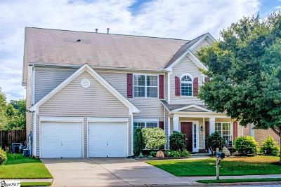 Simpsonville Single Family Home For Sale: 303 Saybrook