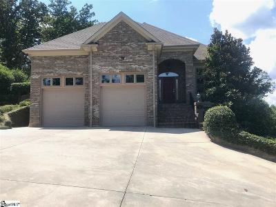 Easley Single Family Home For Sale: 111 Norte Vista