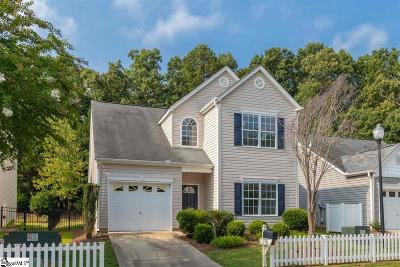 Easley Single Family Home For Sale: 117 Ledgewood