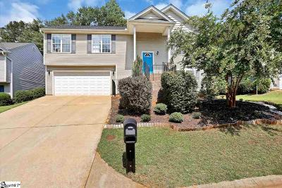 Taylors Single Family Home For Sale: 50 Spring Fellow