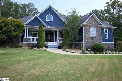 Easley Single Family Home Contingency Contract: 115 Woodcross