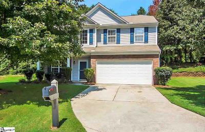 Simpsonville Single Family Home For Sale: 6 Ardberry
