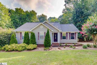 Easley Single Family Home Contingency Contract: 108 Chesterfield