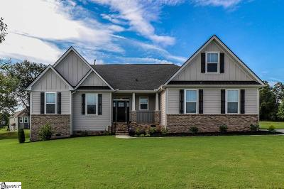 Greer Single Family Home Contingency Contract: 108 Trout