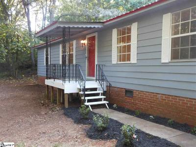 Pelzer Mobile Home For Sale: 136 Moores Mill