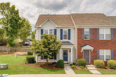 Greer Condo/Townhouse Contingency Contract: 168 Spring Crossing