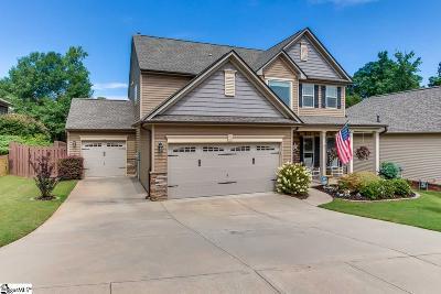 Greer Single Family Home For Sale: 139 Chandler Crest