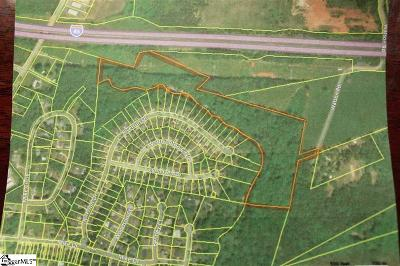 Spartanburg Residential Lots & Land For Sale: Lynhaven