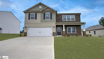 Piedmont Single Family Home For Sale: 202 Crossway