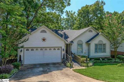 Greenville Single Family Home For Sale: 400 Halifax