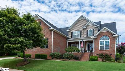 Greer Single Family Home For Sale: 402 Gladstone