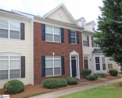 Mauldin Condo/Townhouse Contingency Contract: 521 Fagin