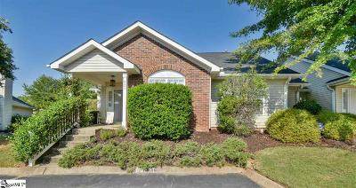 Simpsonville Condo/Townhouse Contingency Contract: 221 Woodruff Park