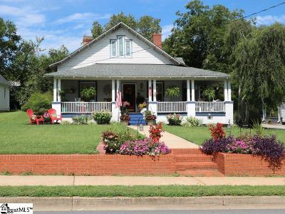 Greer Single Family Home Contingency Contract: 403 N Main