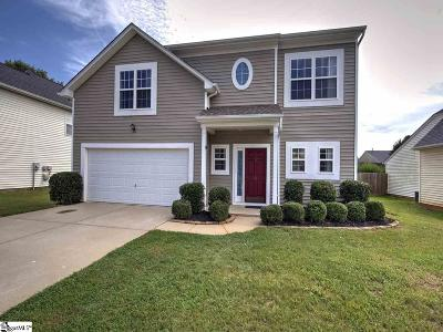 Greer Single Family Home For Sale: 12 Sunfield