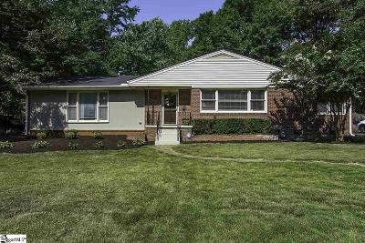 Greenville Single Family Home For Sale: 13 Coventry
