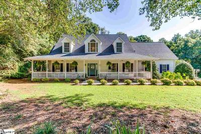 Greer Single Family Home Contingency Contract: 109 Douglas