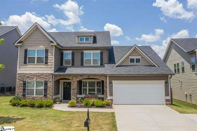 Simpsonville Single Family Home For Sale: 47 Grand River
