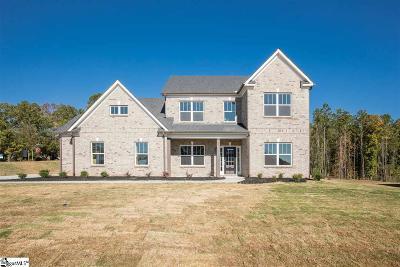 Greer Single Family Home For Sale: 201 Coleridge