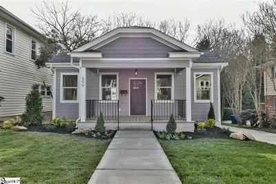 Spartanburg Single Family Home For Sale: 699 Maple