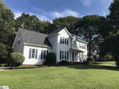 Mauldin Single Family Home For Sale: 400 Crandall