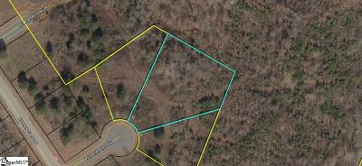 Spartanburg Residential Lots & Land For Sale: 916 Willowpoint