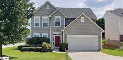 Greer Single Family Home For Sale: 791 Waterbrook