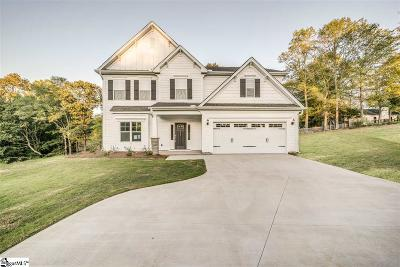 Greer Single Family Home For Sale: 314 Easton Meadow