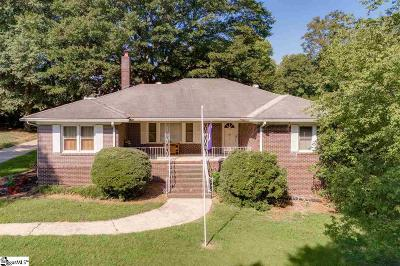 Greenville Single Family Home For Sale: 736 Richbourg