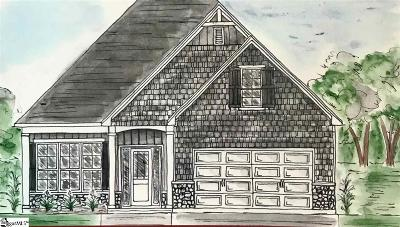 Greer Single Family Home Contingency Contract: 113 River Pines