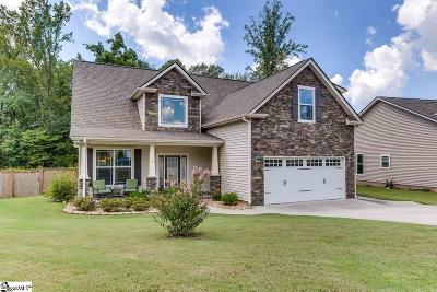 Easley Single Family Home For Sale: 108 Springwater