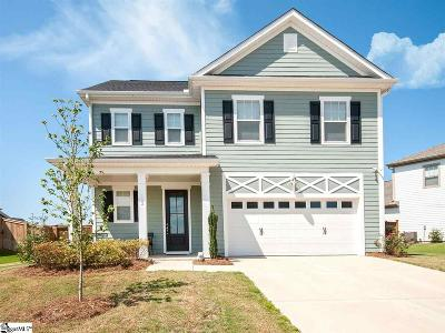 Simpsonville Single Family Home For Sale: 503 Culledon