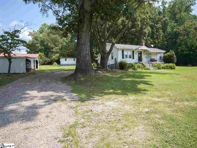 Taylors Single Family Home For Sale: 1367 Camp Creek