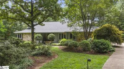 Greer Single Family Home Contingency Contract: 101 Rockport