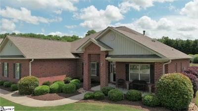 Anderson Single Family Home For Sale: 112 Baybrooke