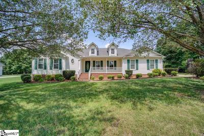 Greer Single Family Home For Sale: 242 Faye