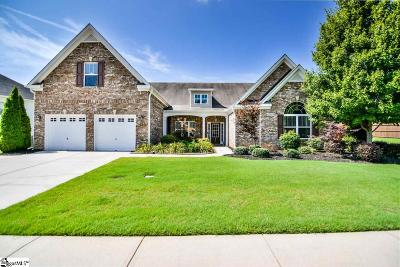 Simpsonville Single Family Home For Sale: 447 River Summit