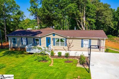 Easley Mobile Home For Sale: 644 Smith Grove