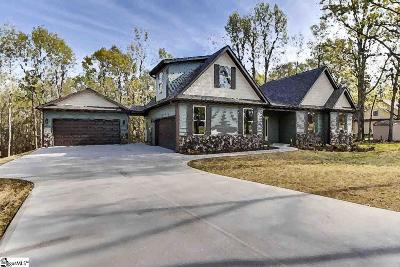Taylors Single Family Home For Sale: 376 W Darby
