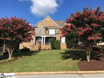 Greer Single Family Home For Sale: 26 Griffith Creek