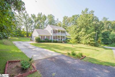 Anderson Single Family Home For Sale: 1447 Honey Creek