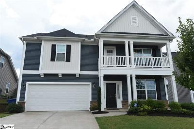 Simpsonville Single Family Home For Sale: 22 Remus